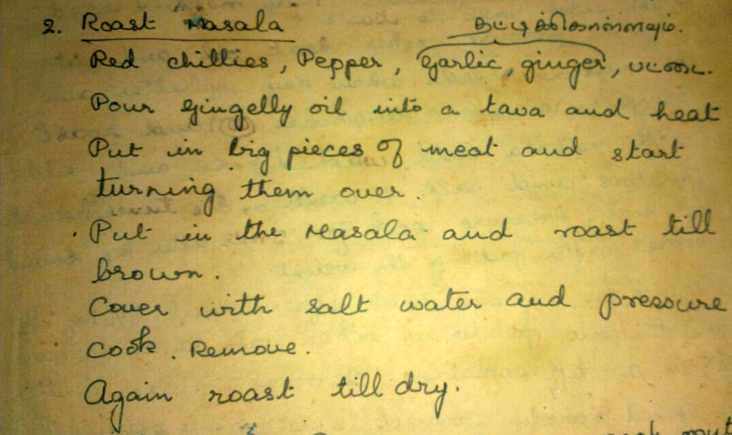 A family heirloom - my mother's recipe for beef fry